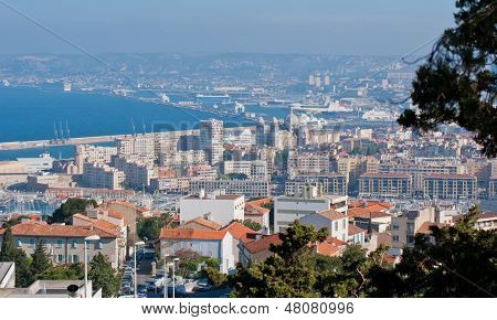 The Heart Of Marseille