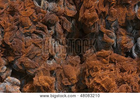 Rusty Metal Net Texture