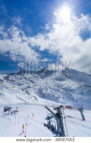 Kids Ski Lift.