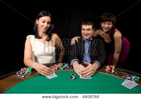 Friends In Casino