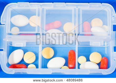 Pills For Each Day