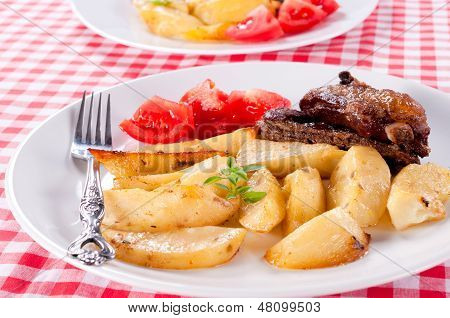 Meat And Potato