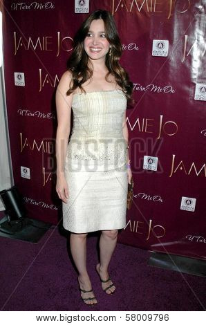 Gina Philips   at the Jamie Jo's Single Release Party. Beverly Hills Hotel, Beverly Hills, CA. 09-18-08