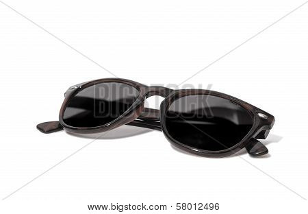 Glasses Isolated on a White Background