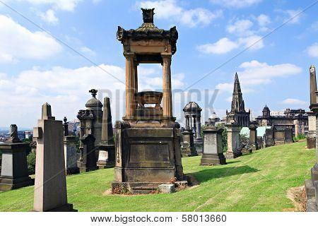 Glasgow, Necropolis
