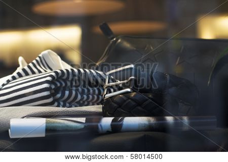 Shop-window