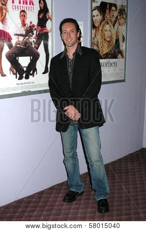 Marc Clebanoff  at the Los Angeles Screening of 'The Pink Conspiracy'. Laemmle Grande 4-Plex, Los Angeles, CA. 09-20-08