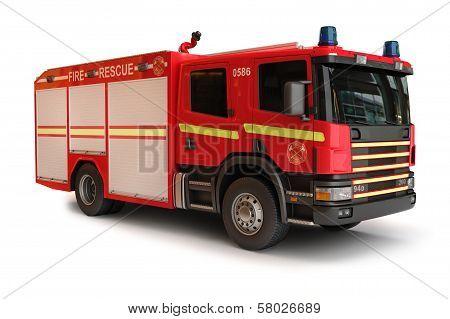 European Firetruck