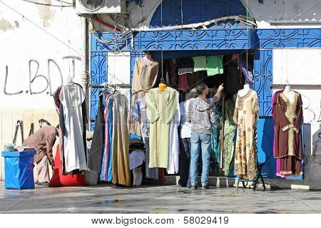 Clothing Store In Medina