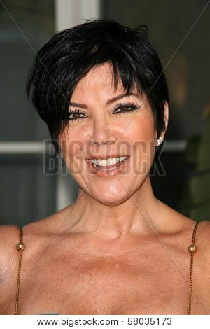 Kris Jenner  at Sober Day USA 2008 Presented by the Brent Shapiro Foundation for Alcohol and Drug Awareness. Private Residence, Beverly Hills, CA. 05-17-08