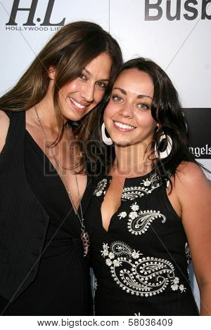 Angela J. Celi and Jenn Staples of Velvetangels.com  at