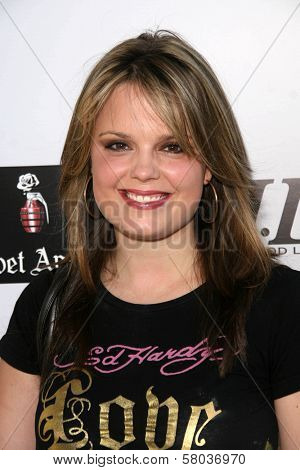 Kimberly J. Brown  at