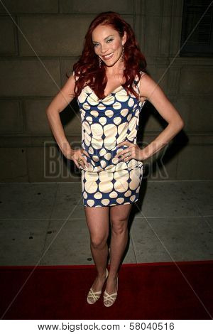 Carmit Bachar  at the Summer Stars Party hosted by InTouch Weekly and ISH. Social Hollywood, Hollywood, CA. 05-22-08