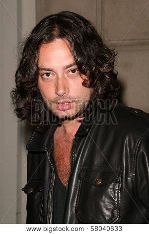 Constantine Maroulis  at the Summer Stars Party hosted by InTouch Weekly and ISH. Social Hollywood, Hollywood, CA. 05-22-08