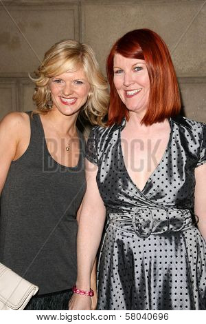 Arden Myrin and Kate Flannery  at the Summer Stars Party hosted by InTouch Weekly and ISH. Social Hollywood, Hollywood, CA. 05-22-08