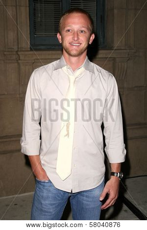 Eric Ladin  at the Summer Stars Party hosted by InTouch Weekly and ISH. Social Hollywood, Hollywood, CA. 05-22-08