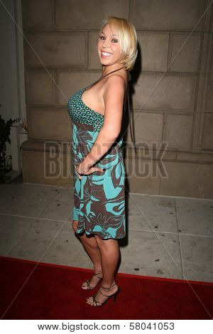 Mary Carey  at the Summer Stars Party hosted by InTouch Weekly and ISH. Social Hollywood, Hollywood, CA. 05-22-08