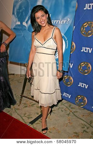 Bahar Soomekh  at the Neuromuscular Disease Foundation Spring Gala Dinner and Casino Night. Beverly Hills Hotel, Beverly Hills, CA. 06-05-08
