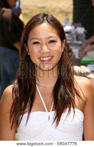 Michelle Kwan  at