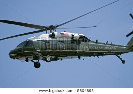 US Marine One