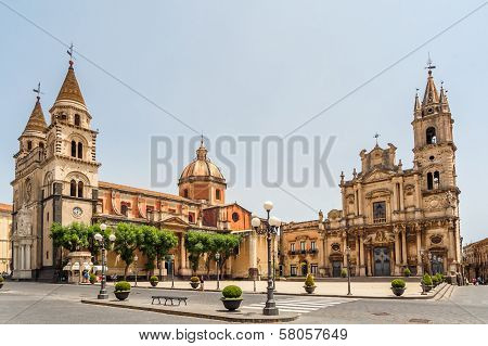 Acireale - Cathedral