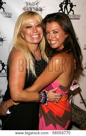 Gloria Kisel and Parvati Shallow  at