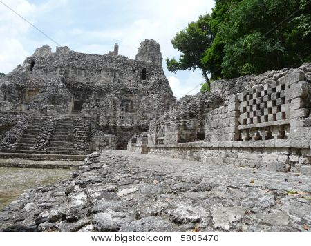 Becan Maya Ruins