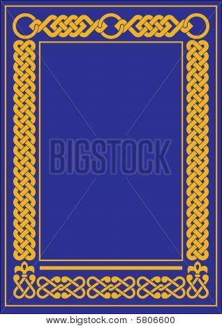 Slavonic frame