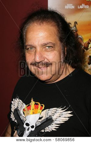Ron Jeremy  at the Preview Screening of