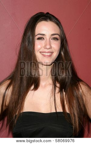 Madeline Zima  at the Preview Screening of
