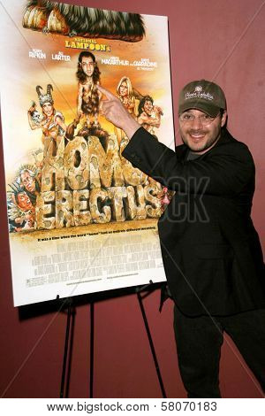 Adam Rifkin  at the Preview Screening of
