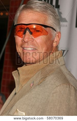 Chad Everett  at the Los Angeles Premiere of