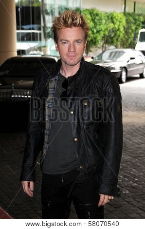 Ewan McGregor  at the TCA Press Tour. Beverly Hilton Hotel, Beverly Hills, CA. 07-13-08