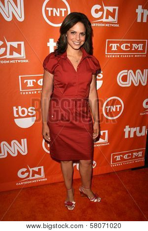 Soledad O'Brien  at the Turner Network's Summer 2008 TCA press Tour. Beverly Hilton Hotel, Beverly Hills, CA. 07-11-08