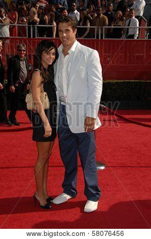 Brady Quinn  at the 2008 ESPY Awards. Nokia Theatre, Los Angeles, CA. 07-16-08