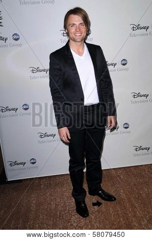 Seth Gabel  at Disney and ABC's