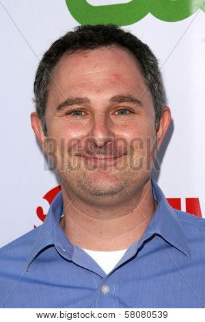 Andy Milder  at the CBS, CW and Showtime Press Tour Stars Party, Boulevard3, Hollywood, CA. 07-18-08