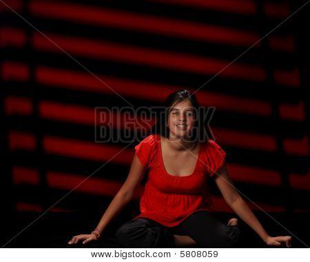 Red Shadow Teen