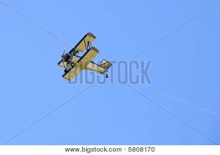 Banner Bi-plane