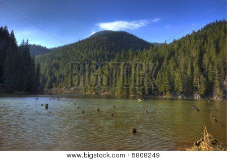 Red Lake,romania