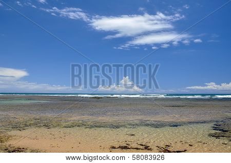 Beach Of Taipu De Fora - Bahia (brazil)
