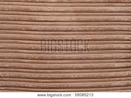Background brown material