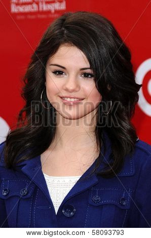 Selena Gomez at the 'Power Of Youth' event benefitting St. Jude. L.A. Live, Los Angele, CA. 10-04-08 at the