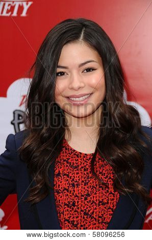 Miranda Cosgrove at the 'Power Of Youth' event benefitting St. Jude. L.A. Live, Los Angele, CA. 10-04-08 at the