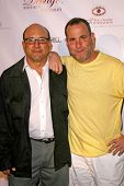 Kyle T. Heffner and Malcolm Danare  at Sober Day USA 2008 Presented by the Brent Shapiro Foundation