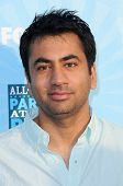 Kal Penn  at the FOX All Star Party. Santa Monica Pier, Santa Monica, CA. 07-14-08