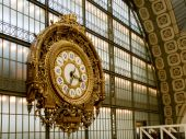 stock photo of gare  - Orsay Museum - JPG