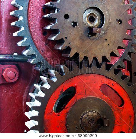 Pinion Gear For Mechanical Machine