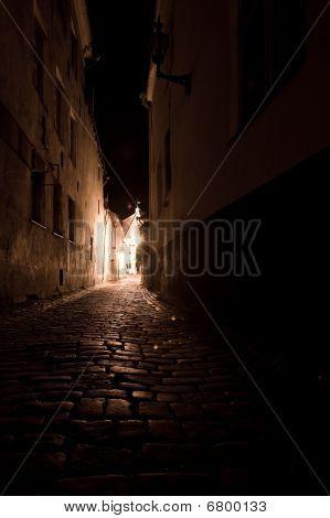 Dark Old Town