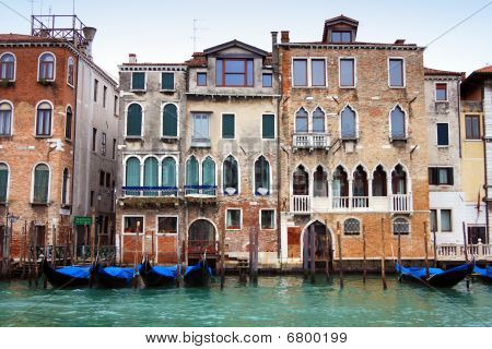 Italy, Venice: Canal Grande